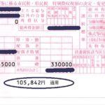 住民税の通知が来たのでふるさと納税の還付の確認