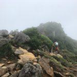 週末登山でいろいろあった
